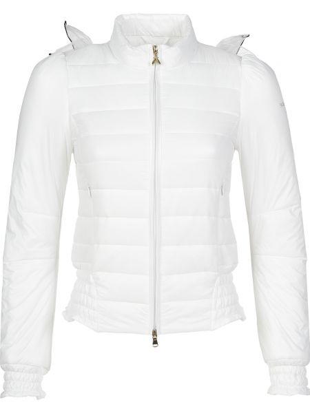 Куртка из полиэстера - белая Patrizia Pepe