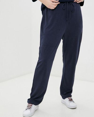 Синие спортивные брюки Rosa Thea