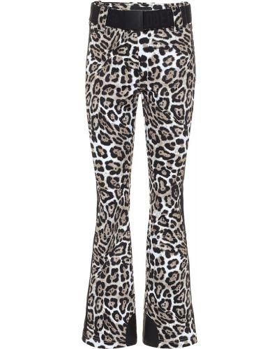 Коричневые брюки Goldbergh
