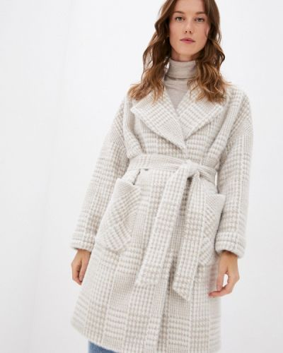 Пальто - бежевое Electrastyle