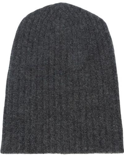 Серая вязаная шапка The Elder Statesman
