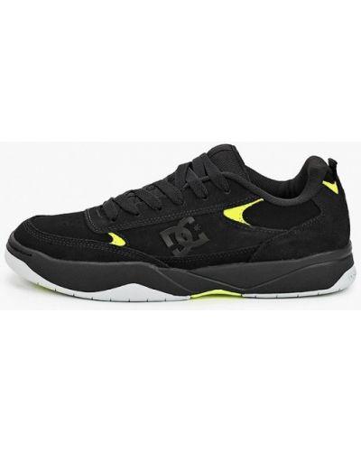 Черные пинетки Dc Shoes