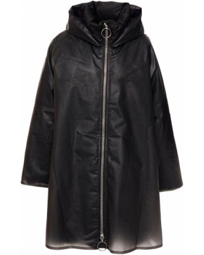 Płaszcz przeciwdeszczowy - czarny Ienki Ienki