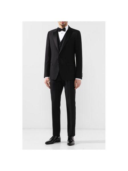 Смокинг черный свободного кроя Dolce & Gabbana