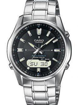 Часы водонепроницаемые с подсветкой Casio