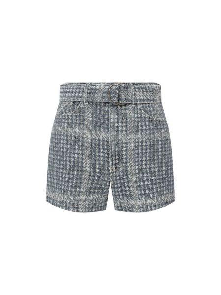 Короткие шорты - синие Grlfrnd