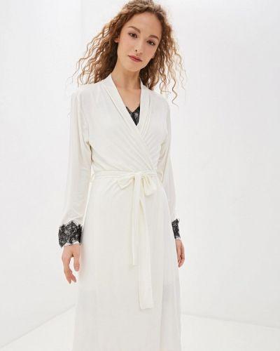 Белая турецкая пижама Luisa Moretti