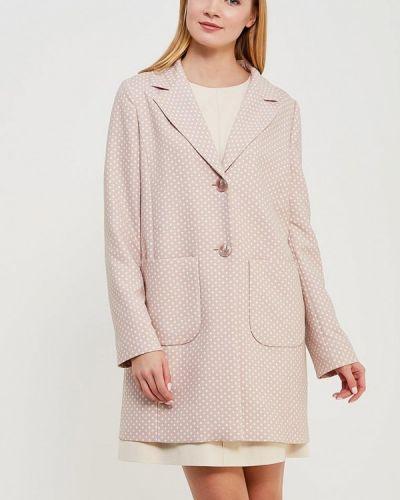 Розовое пальто Betty Barclay