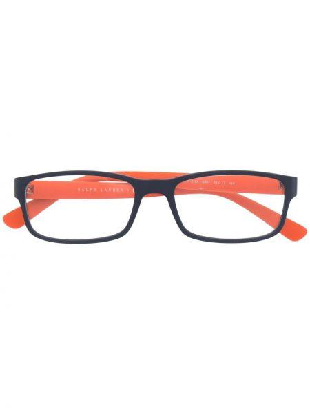 Оранжевые очки для зрения Polo Ralph Lauren