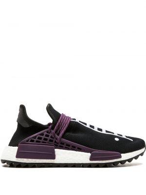 Czarne sneakersy Adidas By Pharrell Williams