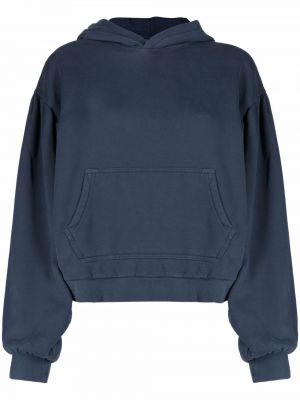 Худи длинное - синее Levi's®  Made & Crafted™