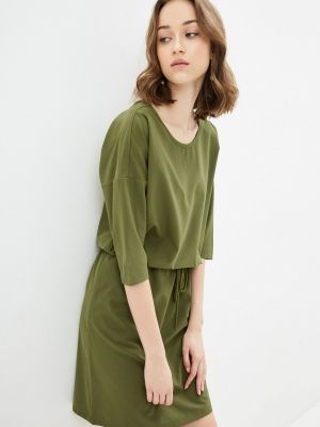 Платье - зеленое Jack Wolfskin