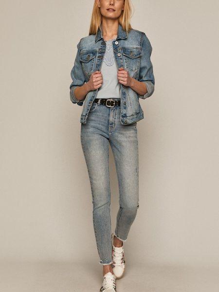Синяя джинсовая куртка Medicine