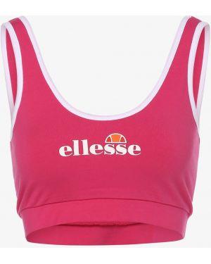 Różowy gorset Ellesse