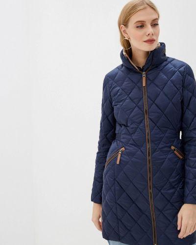 Зимняя куртка осенняя синий Marks & Spencer