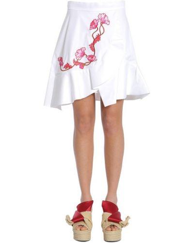 Biała spódnica Carven