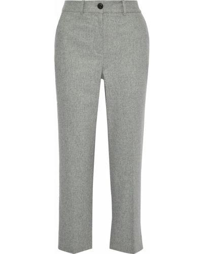 Spodnie wełniane z paskiem Rag & Bone