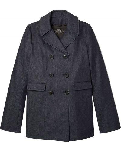 Длинное пальто - серое Marc Jacobs