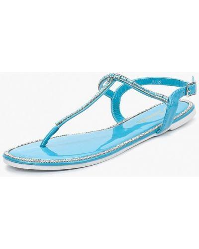 Голубые сандалии Saivvila