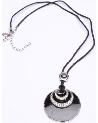 Черное ожерелье Honey
