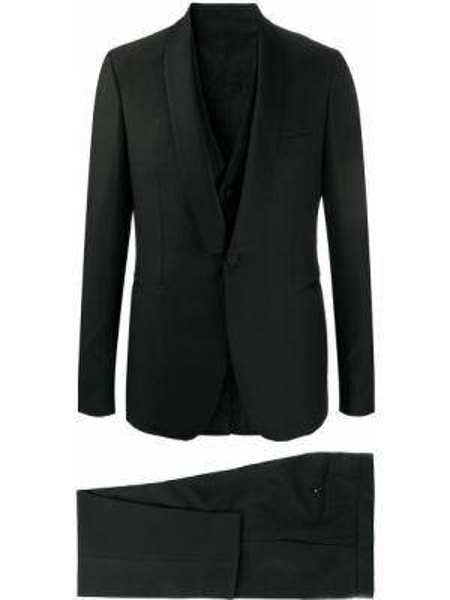 Garnitur kostium wełniany Tagliatore
