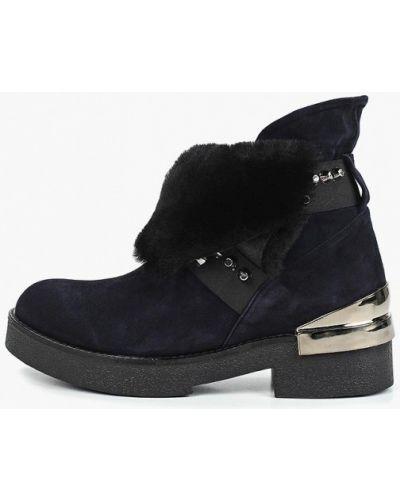 Кожаные ботинки осенние кожаные Ilvi