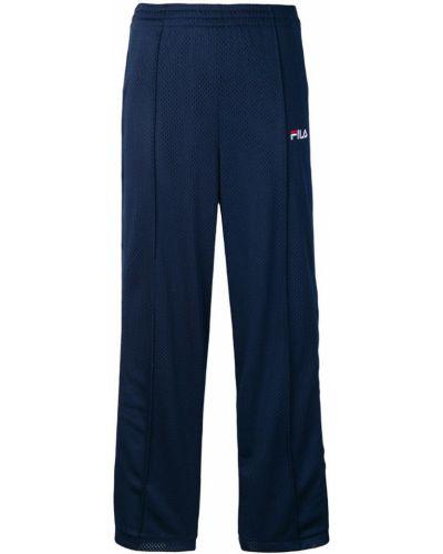 Спортивные брюки свободные с поясом Fila