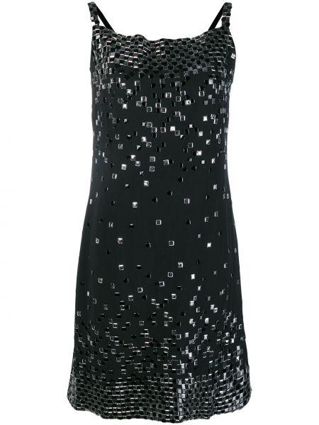 Платье винтажная на бретелях Chanel Pre-owned