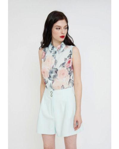 Комбинезон с шортами салатовый Lime