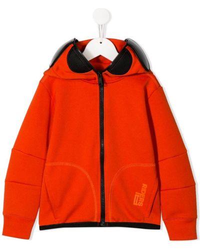 Оранжевая куртка Ai Riders On The Storm Kids