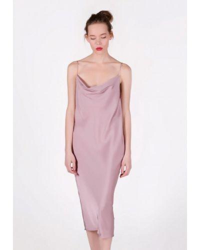 Платье весеннее розовое Kriza