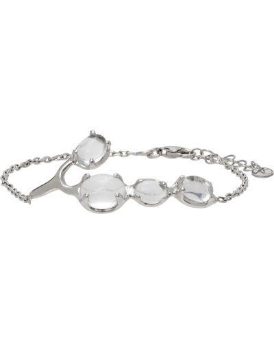 Bransoletka łańcuch srebrna Alan Crocetti