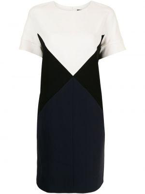 Платье мини короткое - белое Paule Ka