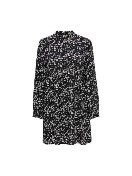 Czarna sukienka Jacqueline De Yong