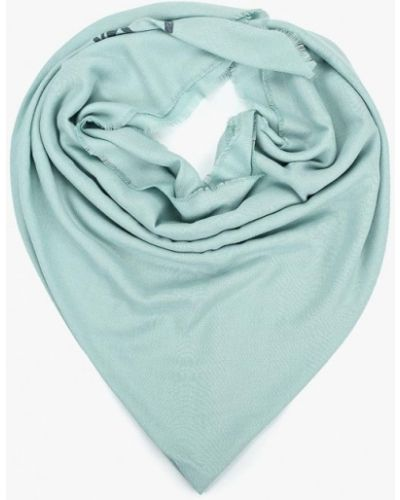 Бирюзовый платок Fabretti
