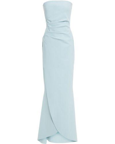 Платье макси - синее Chiara Boni La Petite Robe