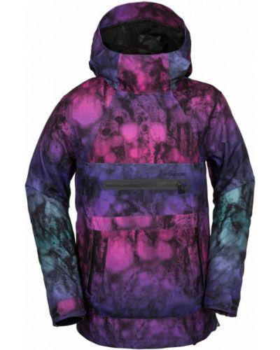 Фиолетовый пуловер Volcom
