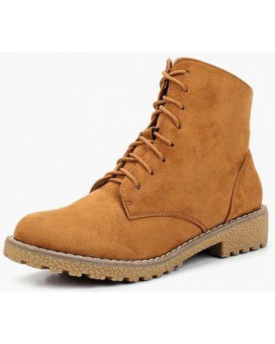 Ботинки осенние коричневые Max Shoes