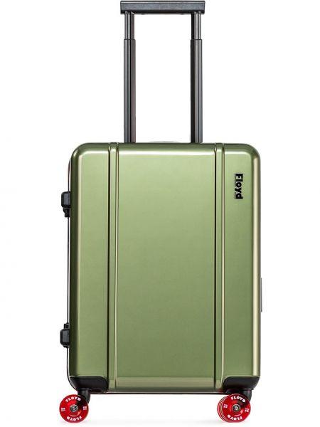 Zielony walizka Floyd