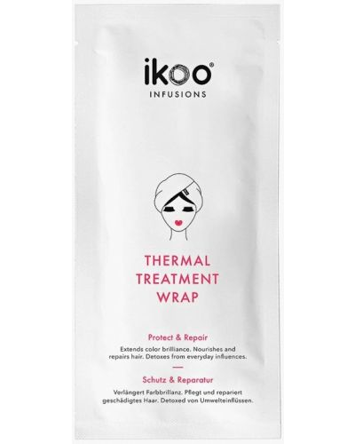 Маска для волос немецкий Ikoo