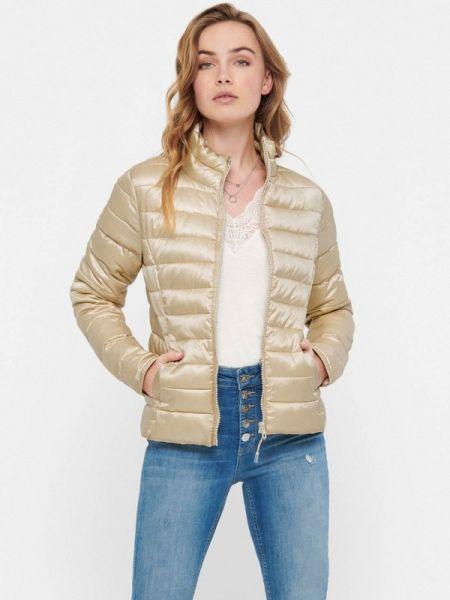 Утепленная куртка демисезонная весенняя Only