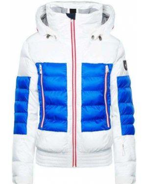 Горнолыжная куртка синий белая Toni Sailer