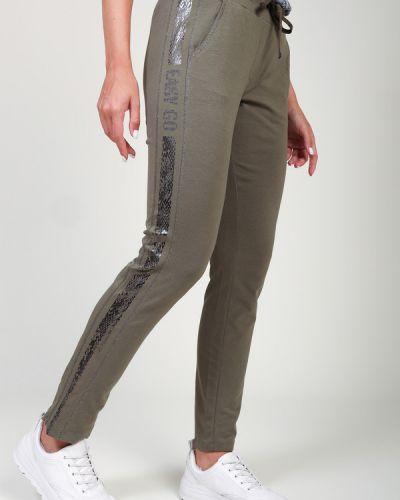 Хлопковые брюки Betty Barclay