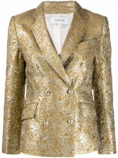Куртка с карманами жаккардовый Derek Lam 10 Crosby
