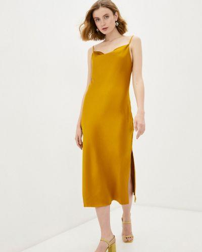 Желтое платье Imocean