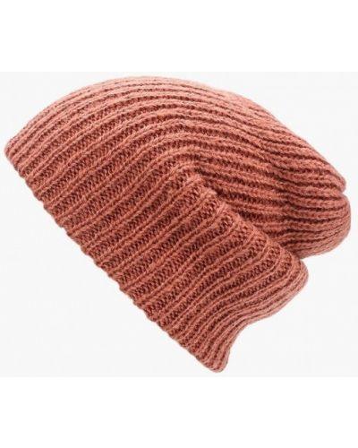 Розовая шапка осенняя Billabong