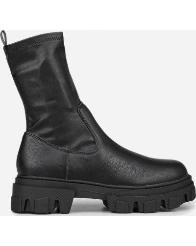 Деловые ботинки - черные M Wone