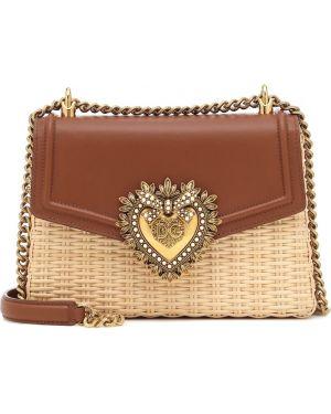 Сумка на плечо летняя Dolce & Gabbana