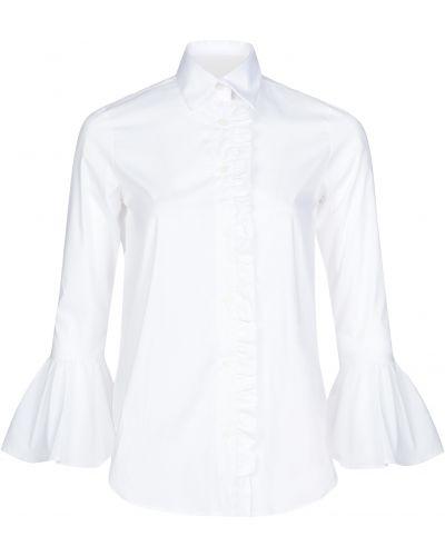 Хлопковая блузка - белая Skills & Genes
