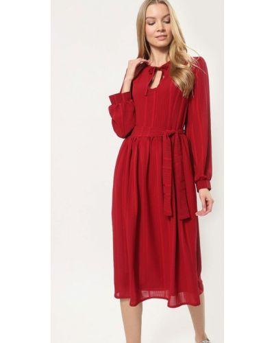 Платье - красное Tutto Bene